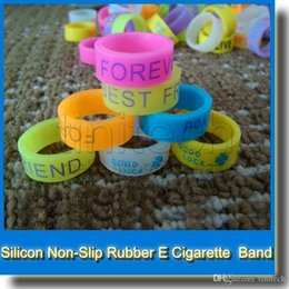 $enCountryForm.capitalKeyWord Canada - VAPE BANDS SILICONE SHINY GLOW SILICON BANDS FAST TO USA SUIT FOR MECH RDA Mods MECHANICAL MODS SUB-OHM TANK 100PCS MOQ FREE SHIPPING
