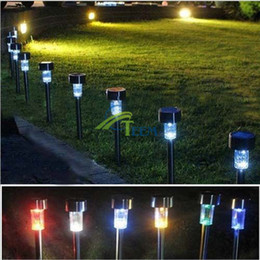led grow lights indoor gardening NZ - Solar Lawn Garden Lights Led Grow Light LED Solar Garden Lights Outdoor Garden Party Lamp Led Decorative Lights 20