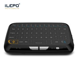 $enCountryForm.capitalKeyWord NZ - H18 2.4Ghz Mini Wireless Keyboard Full Screen Mouse Touchpad Combo Rechargeable Remote Control for PC,Android Tv Box,HTPC.IPTV,PS3,Pad,