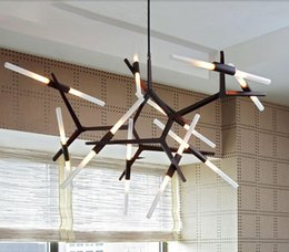 inexpensive pendant lighting. New Design RH Lighting Agnes Pendant Lights Modern Minimalist Decoration Branch Nordic Lamps By Lindsey Adelman Inexpensive Lamp 3