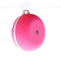 Subwoofer uSb input online shopping - Q3 Speakers Wireless Bluetooth Mini Portable Hands Free Speaker With Mic Support Aux Input FM TF Card DHL Free MIS096