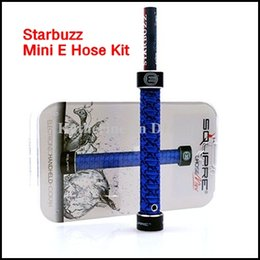 $enCountryForm.capitalKeyWord Canada - Starbuzz Mini E hose Mini Ehookah Ehose Mini e-hose Square Handled Hookah e shisha Portable Mini e cig E hookah Square E-hookah E Cig kits
