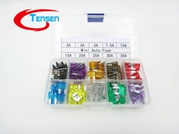 100pcs lot mini blade fuse assortment auto blade fuse box online blade fuse box holder for sale Maxi Blade Fuse at reclaimingppi.co