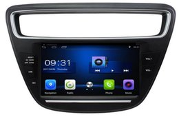Discount car dvd gps chevrolet - Free Shipping Android 6.0 8 inch Car Dvd Gps for Chevrolet Lova RV 2016 4-Core Steering wheel control wifi DVR support