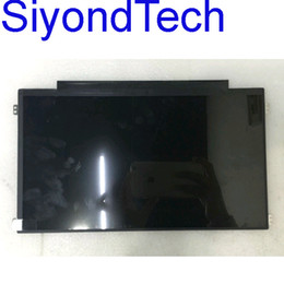 Asus 16 Laptop Canada - Grade A+ 11.6inch Laptop LCD Screen B116XTN02.1 N116BGE-EA2 REV. C1 For Acer KL.11605.017 KL.1160D.014 LED Matrix EDP 30Pin Slim