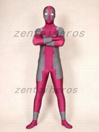 $enCountryForm.capitalKeyWord Canada - Rose And Gray Spandex Deadpool Costume
