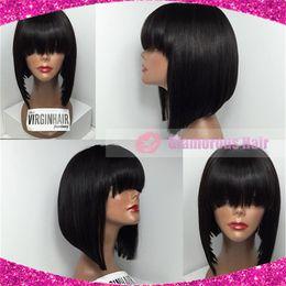 Black Hair Gallery Bobs 5