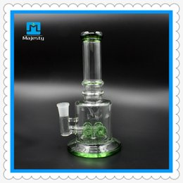 lowest prices bongs NZ - Low price newest Glass Pipes Recycler Filter functions DIY New Hookah glass pipes for smoking bong dress e nail dab glass pipes