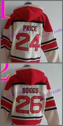 568c5c1d1 Boston  24 David Price  26 wade boggs Cheap Baseball Hooded Stitched Old  Time Hoodies Sweatshirt Jerseys cheap baseball 26 jersey ...