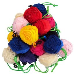 $enCountryForm.capitalKeyWord Canada - 2017 foldable shopping bag big capacity soft nylon material gift bags ladies handbags totes clutch bag cheap price wholesale