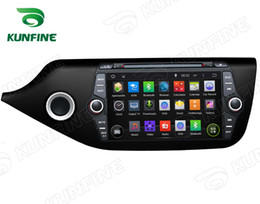 Android Car Control Canada - Quad Core 1024*600 HD Screen Android 5.1 Car DVD GPS Navigation Player for KIA CEED 2014 with Bluetooth Wifi 3G Steering Wheel Control