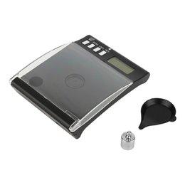 Freeshipping Escala Digital 0.001g 30g Joyas Recarga Polvo de Grano Lab Pocket LCD Bien trabajando en venta
