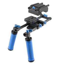 Wholesale CAMVATE Shoulder Support Dual Handgrip Movie Kit (Pro) Item Code: C1745