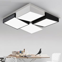 Square bedroom ceiling lighting australia new featured square hot selling led ceiling lights square rectangle shape ceiling lamps led modern minimalist ceiling lamp bedroom study living room lightings aloadofball Image collections