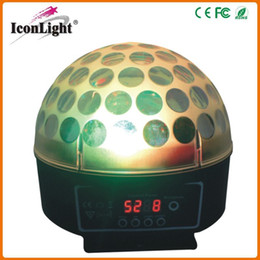 $enCountryForm.capitalKeyWord Canada - Hot Selling 3*3W Mini Stage Effect Light LED Magic Ball for Disco,DJ,Club and Stage Events
