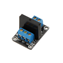 arm modules NZ - 1-Channel 5V SSR Low Level Trigger Solid State Relay Module Board for Arduino ARM DSP PIC With Resistive Fuse