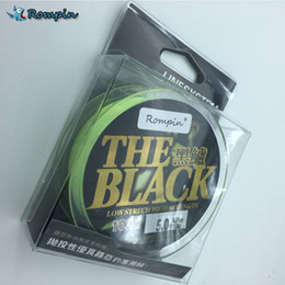 Sea Basses NZ - Rompin fluorocarbon braided fishing line nylon line 100m for lure sea bass Super Strong rocky road