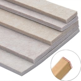 Discount Furniture Pads For Chairs MIX 5 Size For 10pcs Felt Accessory  Patch Thickened 5MM High