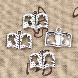 $enCountryForm.capitalKeyWord Canada - 250pcs Charms dove cross book 13*17mm Antique,Zinc alloy pendant fit,Vintage Tibetan Silver,DIY for bracelet necklace