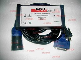 services tools Canada - Wholesale-CNH Est Diagnostic Kit, New Holland V8.0 version Diesel Engine Electronic Service Tool