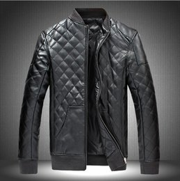 Discount Cheap Motorcycle Leather Jackets Men | 2017 Cheap ...