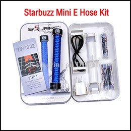 $enCountryForm.capitalKeyWord Canada - Mini E hose Kits Starbuzz Mini Ehookah Ehose Mini e-hose Square Handled Hookah e shisha Portable Mini e cig E hookah kits Various Colors
