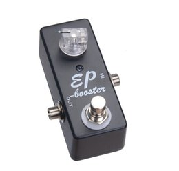 Discount guitar multi effect - Clone Xotic EP Booster -- Mini Guitar Effect Pedal Pure Boost True Bypass