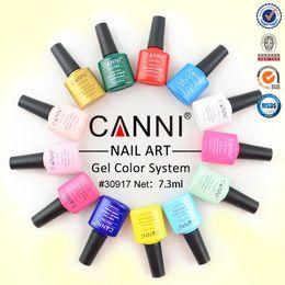 $enCountryForm.capitalKeyWord NZ - 30917x CANNI Gel Polish Free Shipping Nail Art 100% CANNI Factory Hot Sale UV Gel, China Glaze Nail Polish, CANNI Color Gel 240 pcs