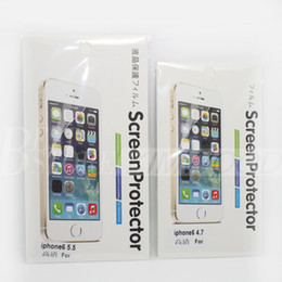 Galaxy s5 screens online shopping - Clear Screen Protector Guard Film For Iphone plus Iphone S plus S Samsung Galaxy Note Note S7 S6 S5