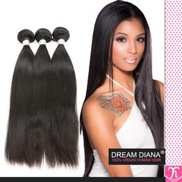 lula human hair 2019 - Ali Queen Hair Products 6a Peruvian Virgin Hair Straight 3 Pcs Lot Cheap Sexy Formula Hair Ms Lula Peruvian Virgin Hair