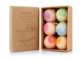 EssEntial oils strEss online shopping - Organic Bath Bombs Bubble Bath Salts Ball Essential Oil Handmade SPA Stress Relief Exfoliating Mint Lavender Rose Flavor