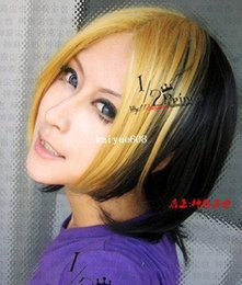 Anime wAve hAir online shopping - Hikaru no go Shindou Hikaru Autumn gold short straight cosplay cos anime wig Women s real hair