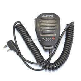 Бесплатная доставка Радио динамик микрофон для Baofeng рация УФ-5R 5RA 5RB 5rc с 5-ом 5РЭ 5REPLUS