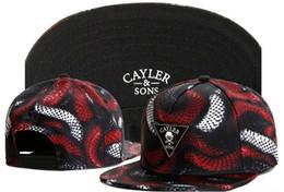 $enCountryForm.capitalKeyWord Canada - Wholesale-2015 Cayler Snake Snapback Hat Adjustable Sport Triangle Baseball Cap For Men Women Free Shipping
