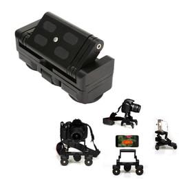 $enCountryForm.capitalKeyWord NZ - Freeshipping Desktop Camera Rail Car Table Dolly Car Video Slider Track For Canon 60D 650D 550D 1000D 5D3 Nikon Sony DSLR Cameras Go Pro