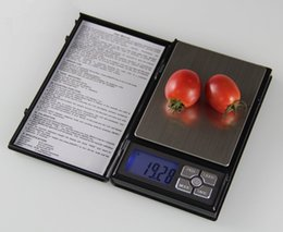 Diamonds Scale Canada - Diamond Jewelry Scale Weigh High Precision Digital Pocket Scale 500g 0.01g Reloading Jewelry and Gems Weigh Scale GL-NBD0.01-500