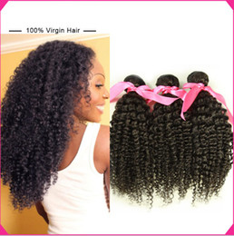 3a hair extensions online 3a hair extensions for sale wholesale best hair product 50g pcs 5pcs lot indian virgin afro kinky curly hair extensions 3a unprocessed virgin hair weft waves dhl free pmusecretfo Images