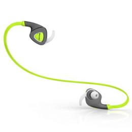 Mp3 Sport Water Canada - Bluedio Energy Sports Bluetooth Headset Stereo Earbuds Earphone Wireless Headphones Built-in Microphone Water Sweat Proof headphone dac