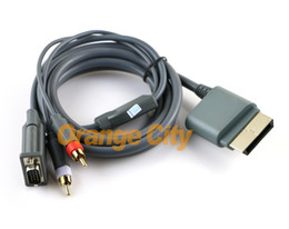 $enCountryForm.capitalKeyWord Canada - Wholesale high quality Component VGA HD AV High Definition Cable for XBOX 360 xbox360