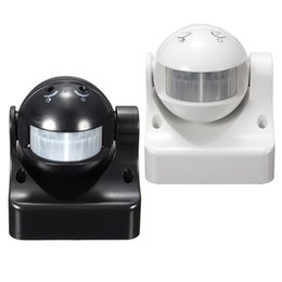 Exterior Motion Detector Light Switch Image of Modern Outdoor