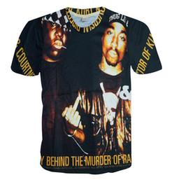 $enCountryForm.capitalKeyWord UK - FG1509 2015 Summer style Biggie Smalls tupac 2pac t shirt woman men hiphop 3d t shirt clothing harajuku t-shirt plus size M-XXL