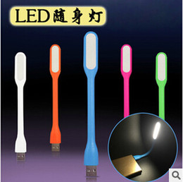 $enCountryForm.capitalKeyWord NZ - 2016 Mini USB Xiaomi LED Light Gadget Portable Bendable Outdoor Sports Soft LED Lamp For Power bank Computer with retail package Best