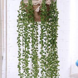 $enCountryForm.capitalKeyWord Canada - 90cm High imitation plant Lover tears Succulents Wall hanging Fake flowers Vines wedding Artificial decoration flowers