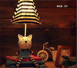 $enCountryForm.capitalKeyWord Canada - Cloth cute cat pig monkey satisfy desk lamp lights creative cartoon lamps dimmable bedroom bedside lamp garden lighting
