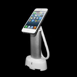 Handy-Stand-Anti-Diebstahl-Display Alarm Show Holder für iPhone und Android Smartphone Retail