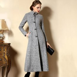 b5aac22dd Long Wool Winter Coats Canada | Best Selling Long Wool Winter Coats ...