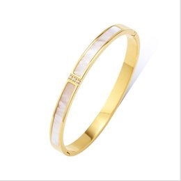 2021 gold bangle for women couple diamond love boobie bracelets silver girls relationship titanium steel luxury fashion jewelry birthday anniversary mens bangles on Sale