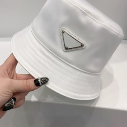 2021 Fashion Caps Bucket Hats for Mens Woman Casual Fitted Cap Highly Quality designs Baseball Casquettes Fisherman Lady sun men hat on Sale