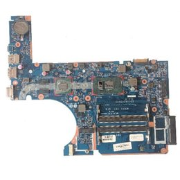 hp laptop s motherboard Canada - For HP PROBOOK 450 G4 Laptop Motherboard i5-7200U 907714-001 907714-601