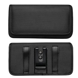 Wholesale doogee mobile phones resale online - Mobile Phone Waist Bag For Doogee S30 S40 T3 Hook Loop Holster Pouch Belt Cover T5 Lite Cell Cases